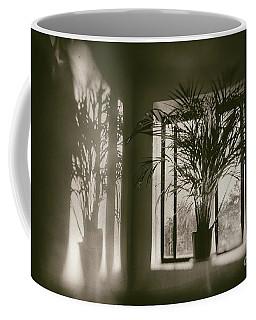 Shadows Dance Upon The Wall Coffee Mug
