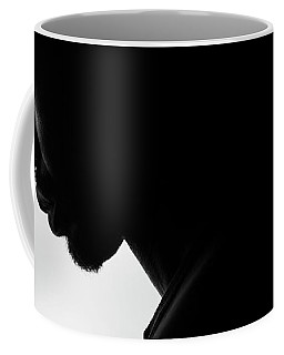 Coffee Mug featuring the photograph Shadows by Eric Christopher Jackson