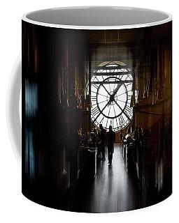 Shadows In Time Coffee Mug by John Rivera