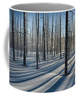 Shadows Of The Forest Coffee Mug