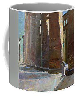 Shadows Of The Old Karnac Coffee Mug