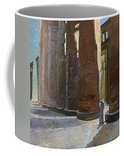 Shadows Of The Old Karnac Coffee Mug