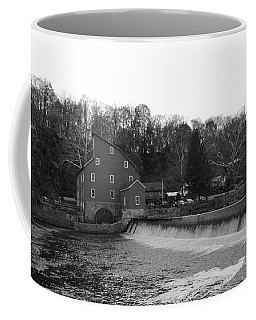 Shadows On The Mill In Clinton Coffee Mug