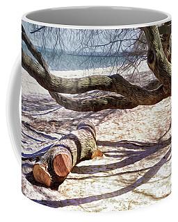 Shadows Coffee Mug by Pennie  McCracken