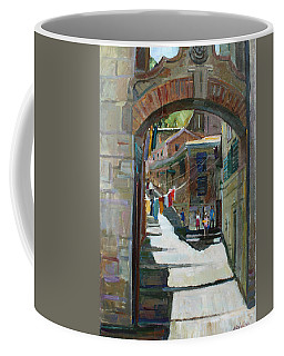 Shadows The Old Town Coffee Mug