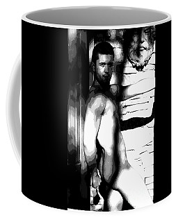 Shady Character Coffee Mug