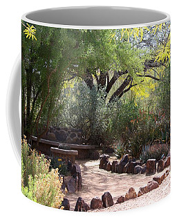 Shady Nook Coffee Mug by Kathryn Meyer