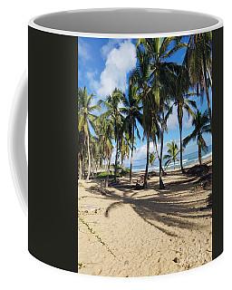 Shady Palm Coffee Mug
