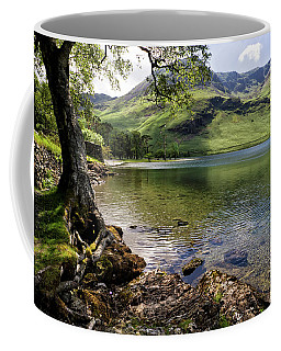 Shady Rest At Buttermere Coffee Mug