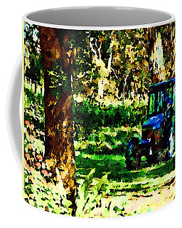 Shady Tractor Coffee Mug