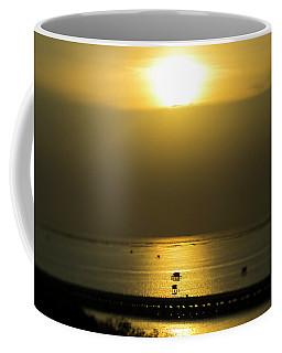 Shaft Of Gold Coffee Mug