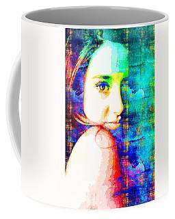 Shailene Woodley Coffee Mug