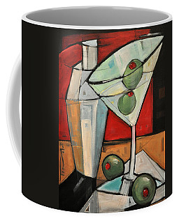 Shaken Not Stirred Coffee Mug