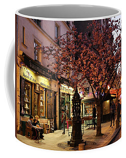 Coffee Mug featuring the photograph Shakespeare Book Shop 2 by Andrew Fare