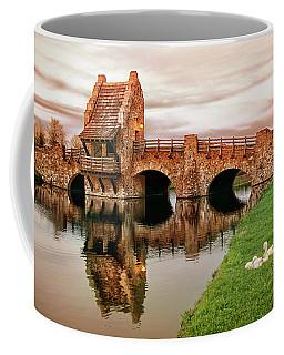 Shakespeare Bridge Coffee Mug by Iryna Goodall