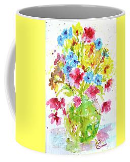 Shaking Off The Dew Coffee Mug