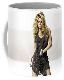 Shakira 2010 Photoshoot Coffee Mug