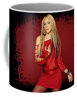 Shakira 34 Coffee Mug