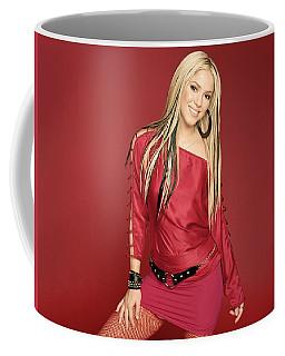 Shakira 51 Coffee Mug