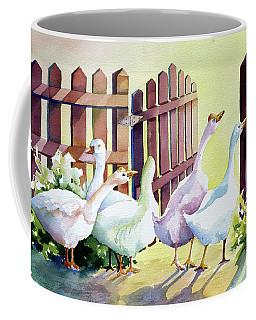 Shall We Coffee Mug