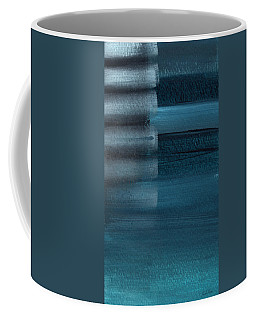 Shallow- Abstract Art By Linda Woods Coffee Mug