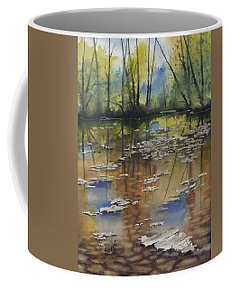 Shallow Water Coffee Mug
