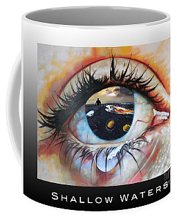 Shallow Waters  Coffee Mug
