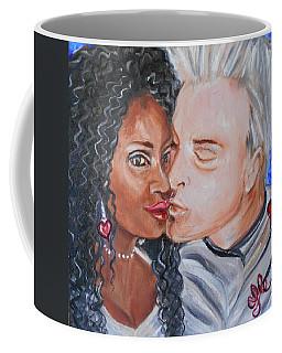 Shalonda  And  Rainer - All You Need Is Love Coffee Mug