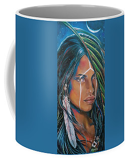 Shamanic Feelher Coffee Mug