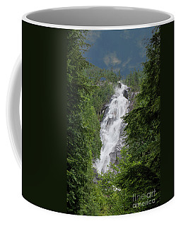 Coffee Mug featuring the photograph Shannon Falls by Rod Wiens