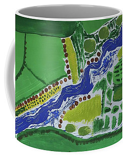 Shannon River Ireland  Coffee Mug