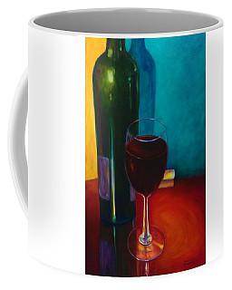 Shannon's Red Coffee Mug