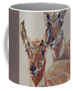 Shape Shifters Coffee Mug