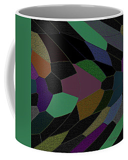 Shards Of Glass Coffee Mug