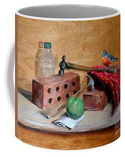 Sharing Lunch Break Coffee Mug