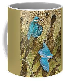Sharing The Caring Coffee Mug