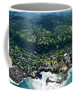 Sharks Cove - North Shore Coffee Mug