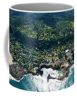 Sharks Cove Overview. Coffee Mug