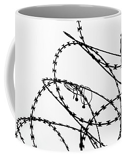 Coffee Mug featuring the photograph Sharp Sound by Clare Bambers