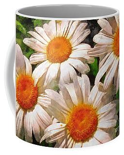 Shasta Daisies 2015 Coffee Mug