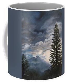Shasta Morning Coffee Mug