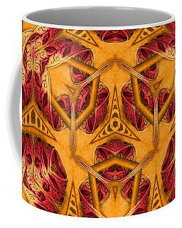 Shatter #4 Coffee Mug