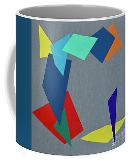 Shattered Coffee Mug