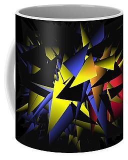 Shattering World Coffee Mug