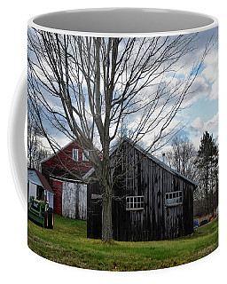 Shaw Hill Farm Coffee Mug by Tricia Marchlik