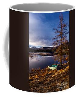 Shaw Pond Sunrise Coffee Mug