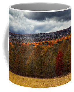 Shawangunk Mountains Hudson Valley Ny Coffee Mug