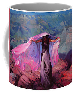 She Danced By The Light Of The Moon Coffee Mug