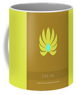 She-ra Princess Of Power My Favorite Tv Shows Series 014 Coffee Mug