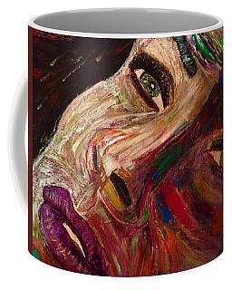 She Waits Coffee Mug
